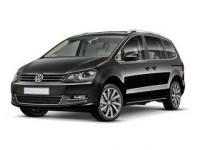 VW Sharan 7 seats or similar